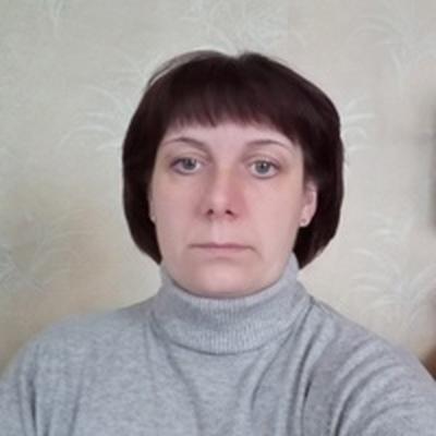 Елена-Бычина Гринёва