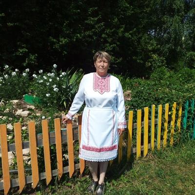 Майя Четкарёва