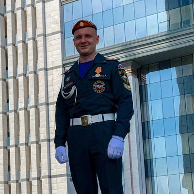 Семён Гаренских, Екатеринбург