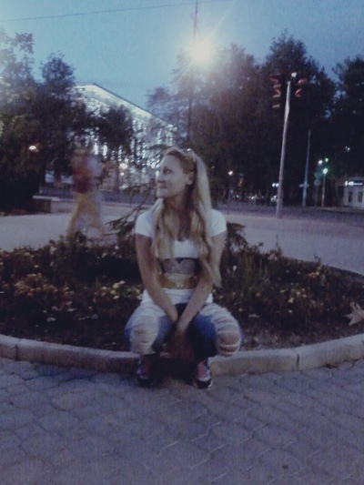 Виолетта Зайцева, Санкт-Петербург