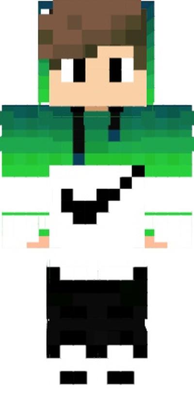 скины для майнкрафт 2d #5