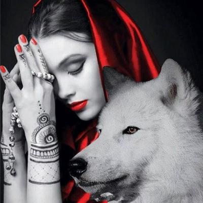 Волчица Аста
