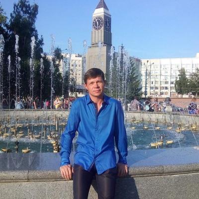 Евгений Чернов, Красноярск