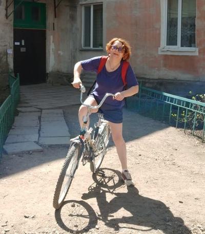 Ирина Топчилова, Новосибирск