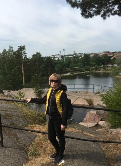 Светлана Николаева, Санкт-Петербург