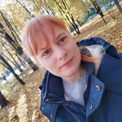 Nastyonka Smirnova, Saint Petersburg