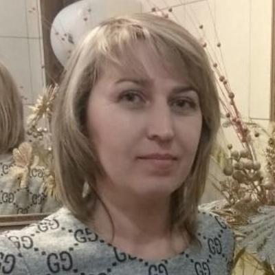 Валентина Горячкина