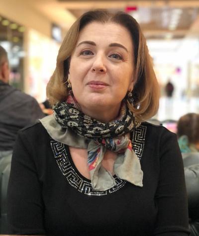 Зарема Генаева, Москва