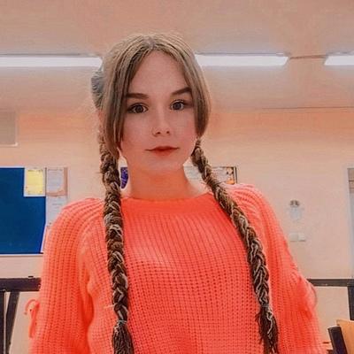 Кристюша Ворошилова, Кандалакша
