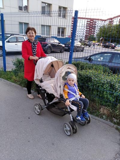 Диляра Муксинова, Пермь