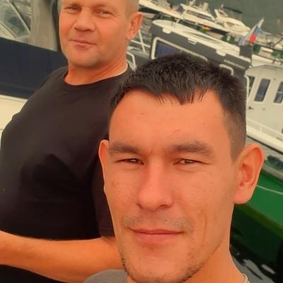Юрий Колесников, Абакан