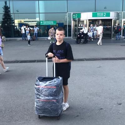 Данил Войнов, Санкт-Петербург