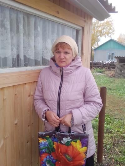 Нина Мазаева, Новосибирск