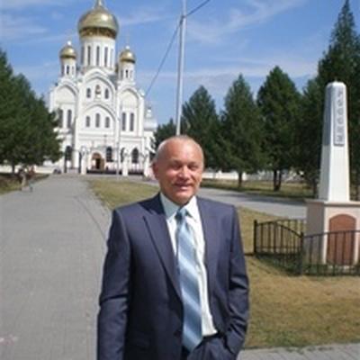 Юрий Гаврилов, Новосибирск