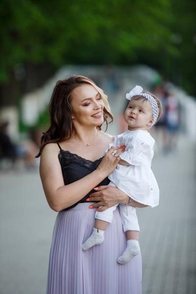 Аида Сафонова, Москва