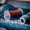 Knitting art