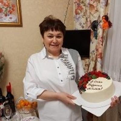 Галина Маркушева
