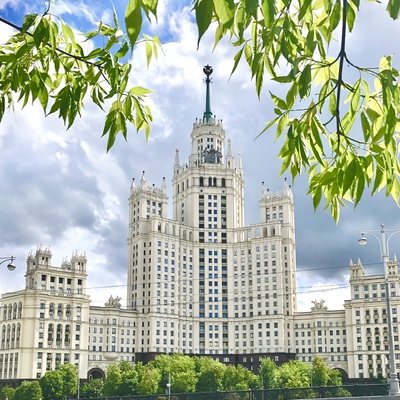 Столичный Экскурсовод, Москва