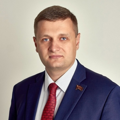 Андрей Шапошников, Смоленск