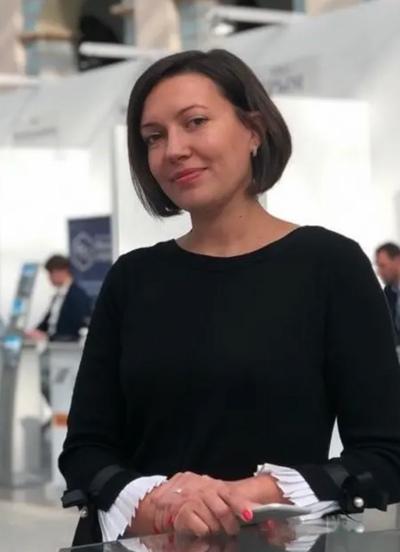 Ekaterina Zakharova, Moscow