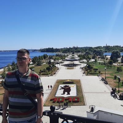 Соколов Михаил, Москва