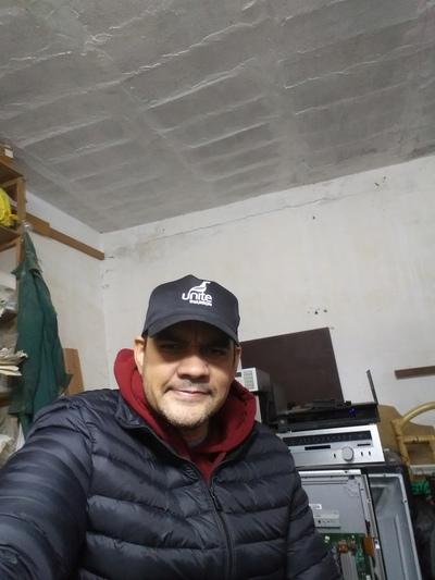 Gilberto Narvaez, Sevilla