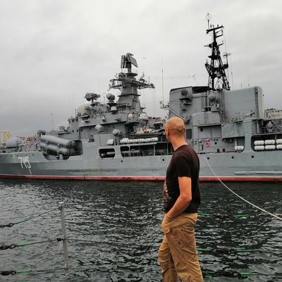 Евгений Бычков, Владивосток