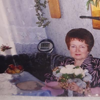 Галина Пучкова, Санкт-Петербург