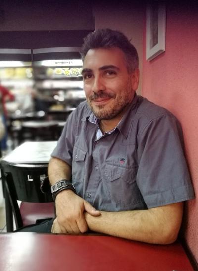 Christian Monfrini, Buenos Aires