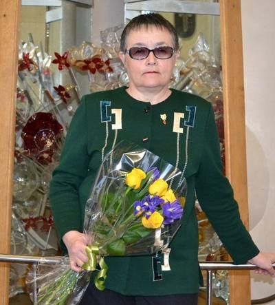 Olga Artischeva, Saint Petersburg