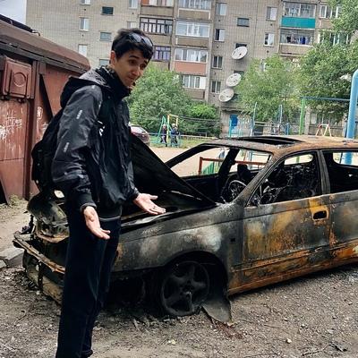 Александр Крафт, Томск