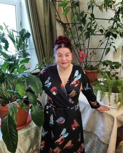 Лилия Менькина, Санкт-Петербург
