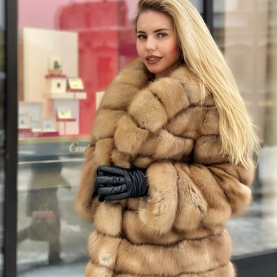 Виктория Леушина, Москва