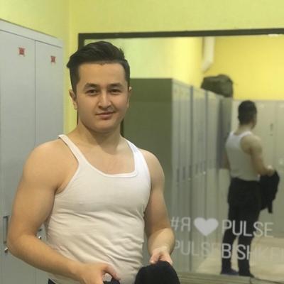 Ердос Байбота, Алматы