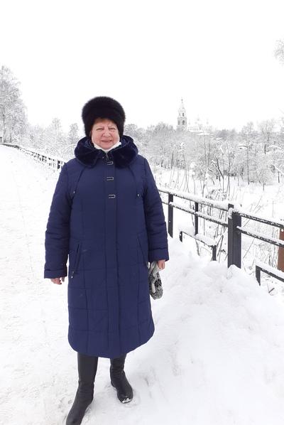 Галина Журавлева, Тверь