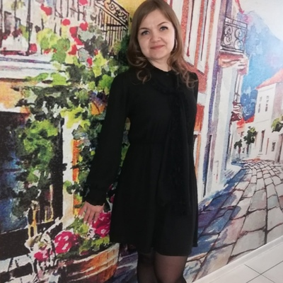 Елена Красильникова, Лысьва