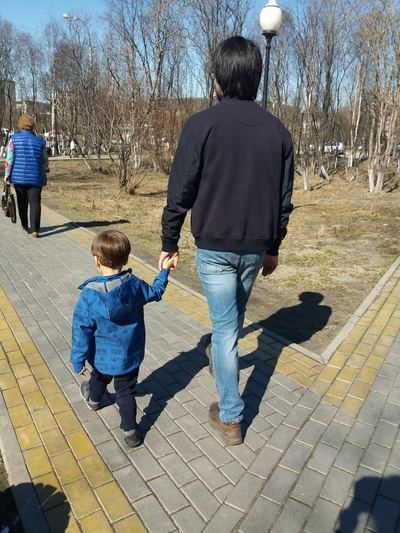 Ганжаленко Марина, Мурманск