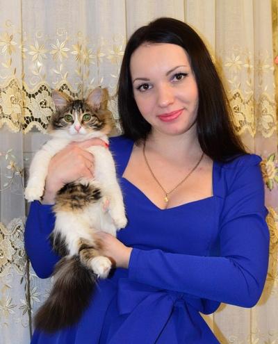 Есения Веселова, Москва