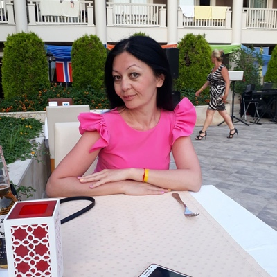 Зульфия Гусманова, Самара