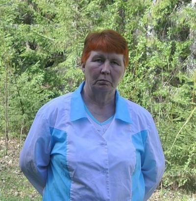 Нина Осанушкова, Кострома