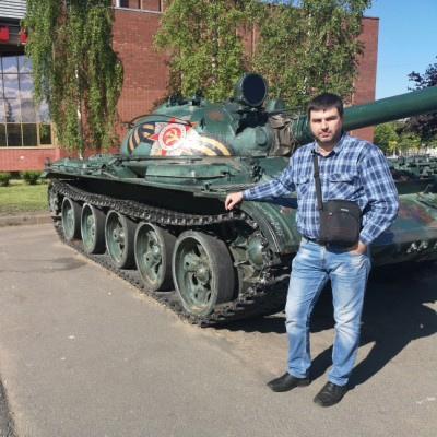 Всеволод Севрюгин, Санкт-Петербург