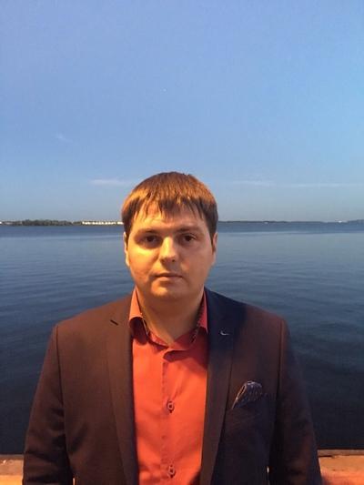 Ярослав Антонов, Саратов