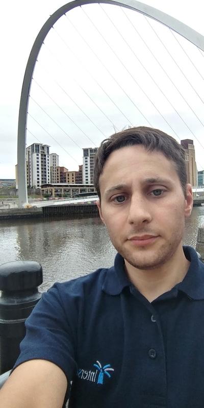 Ryan Cooper, Newcastle upon Tyne