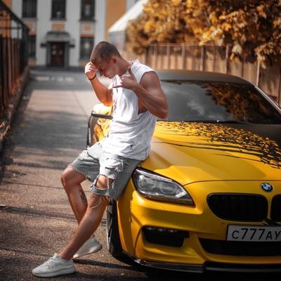 Денис Бойков, Москва