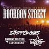 08.05 - BOURBON STREET ROCKFEST - Москва