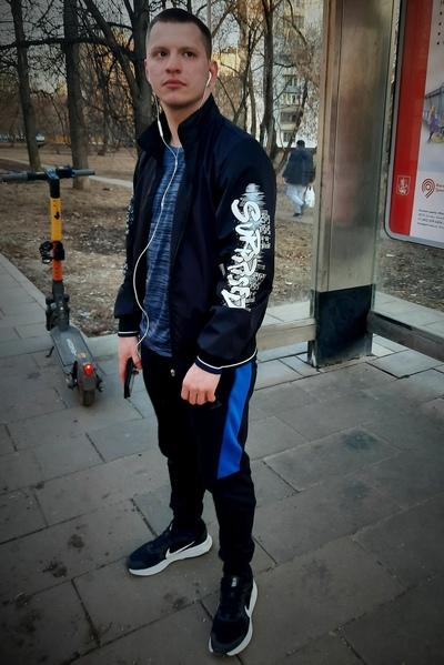 Дмитрий Чуев, Москва