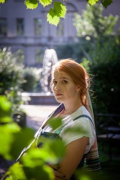 Алена Отегова, Санкт-Петербург