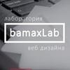 веб дизайн и создание сайтов, bamaxLab