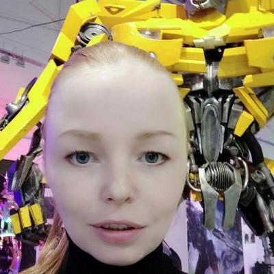 Евгения Хлебникова