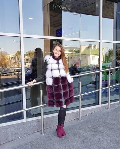 Екатерина Кострова, Москва